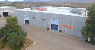 Instalaciones Vellsam Materias Bioactivas.