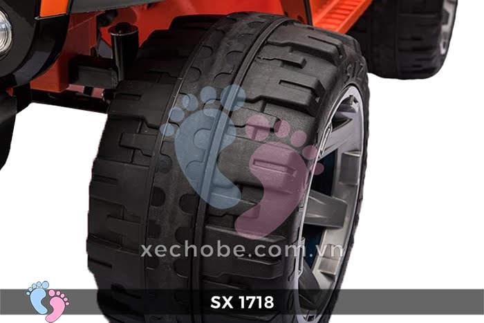 Xe ô tô điện trẻ em Jeep SX-1718 11