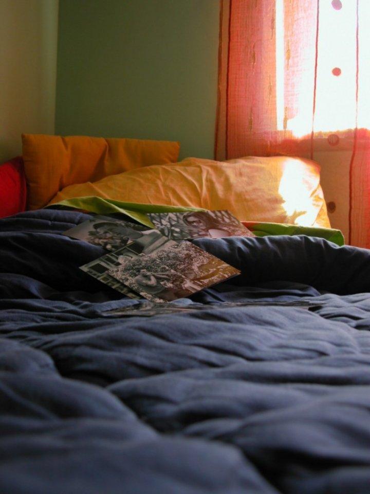 In the bedroom di Cina