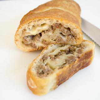 Sausage Bread.