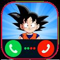Fake Call From Goku Super Saiyan Dragon Z Warriors