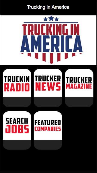 Trucking in America- screenshot