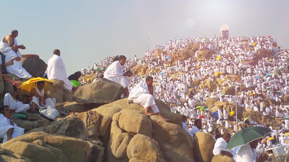 haj 4 sacred months in islam
