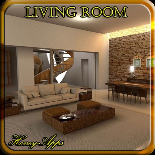 生活のリビングルームのデザイン LOGO-HotApp4Game