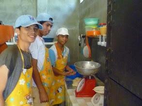 Photo: Bakery class