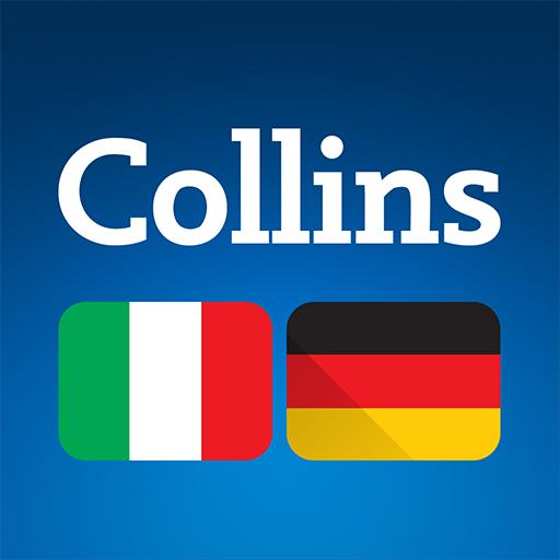 Collins German<>Italian Dictionary Icon