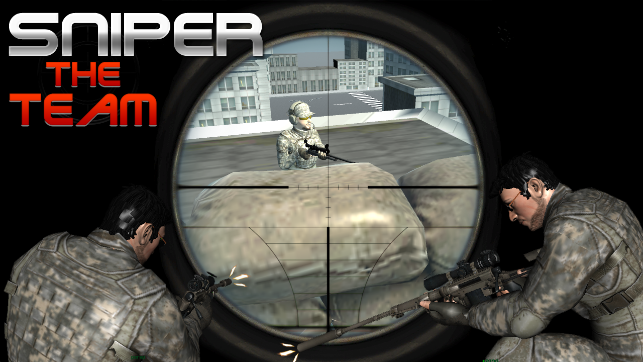 Sniper - The Team- screenshot