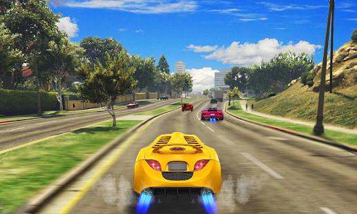 City Racing Drift - náhled
