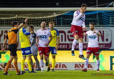 KV Kortrijk behoudt maximum van de punten na late winnende treffer