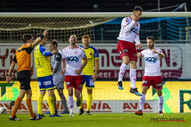 Knotsgekke slotfase op de Freethiel: Waasland-Beveren moet de punten ondanks comeback aan Kortrijk laten