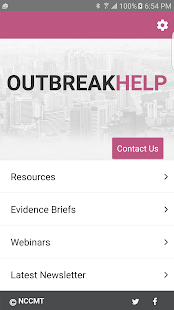 OutbreakHelp- screenshot thumbnail