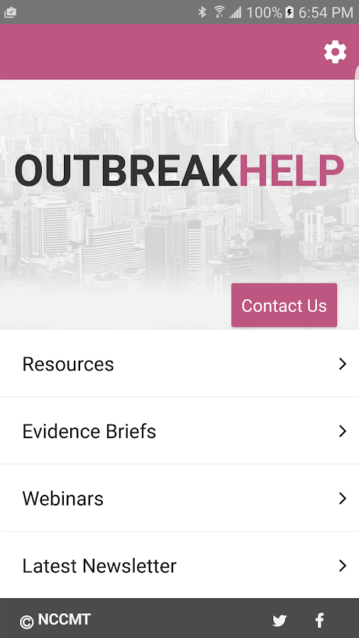 OutbreakHelp- screenshot