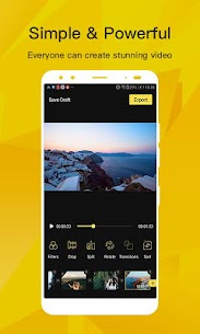 BeeCut – Incredibly Easy Video Editor App for Free 1