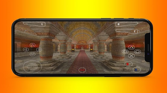 Emulator for PSP-PPSSPP Unity - náhled