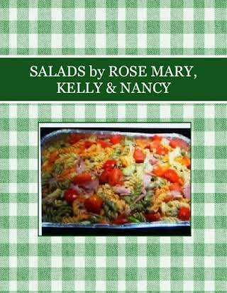 SALADS by ROSE MARY, KELLY & NANCY