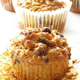 Sweet Potato Quinoa Muffins