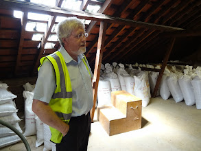 Photo: Elgood's head brewer Alan Pateman holds an impressive passion for production of traditional English cask ales.