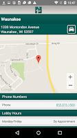 Screenshot of 1st National Bank - Mobile