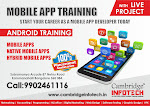 Best Android training institute in Kalyan nagar