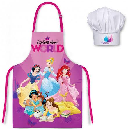 Förkläde Disneyprinsessor
