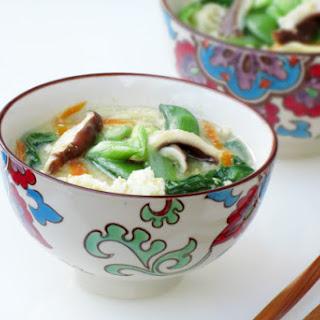 Garden Ramen Noodles.