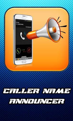 Caller Name Ringtone Speaker