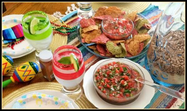 Pico De Gallo (beak Of The Rooster) Recipe
