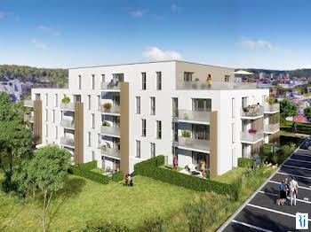 Appartement 2 pièces 41,96 m2