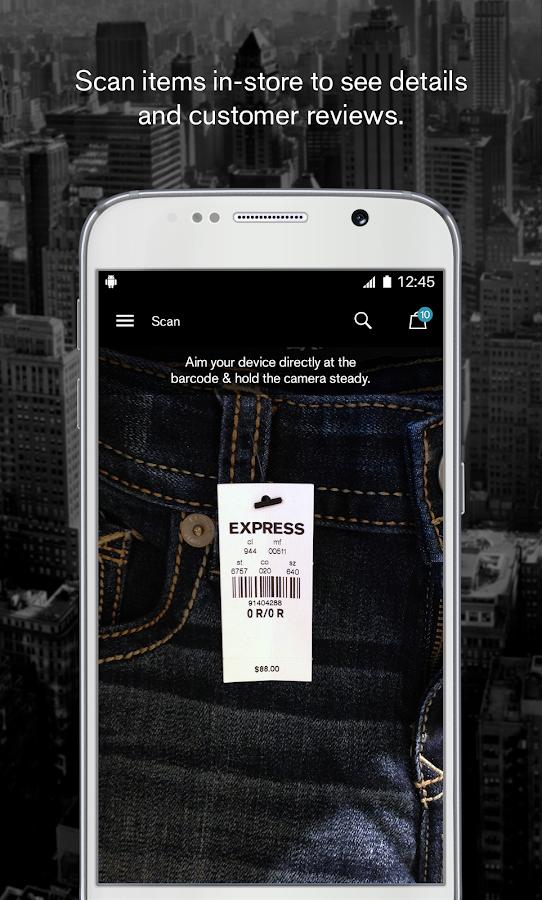 EXPRESS- screenshot