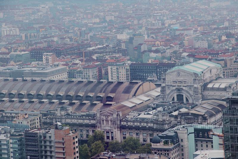 Panoramica Milano di V:V