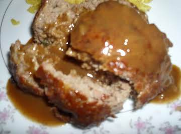 Meatloaf with 6 Ingredients