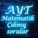 AYT Matematik çıkmış sorular ve çözümleri Download for PC Windows 10/8/7