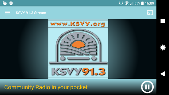 KSVY 91.3 Stream- screenshot thumbnail