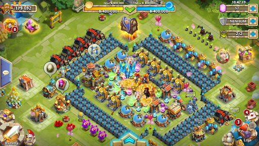 Castle Clash: Batalha de Guildas 1.6.2 screenshots 6