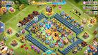 screenshot of Castle Clash: Batalha de Guildas