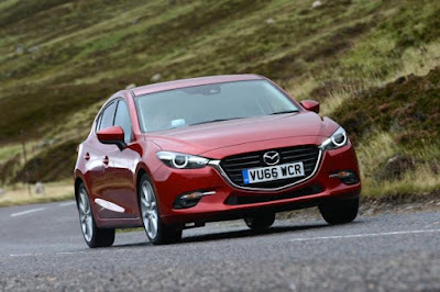 New Mazda3 sticks like glue