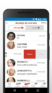 Mingle2 chat,haz amigos,conoce: miniatura de captura de pantalla