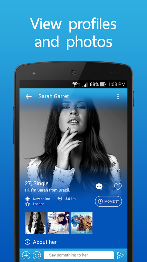 MoreMate - Social,Chat,Friends- screenshot