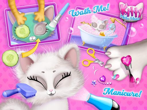 Kitty Meow Meow - My Cute Cat Day Care & Fun 2.0.125 screenshots 11