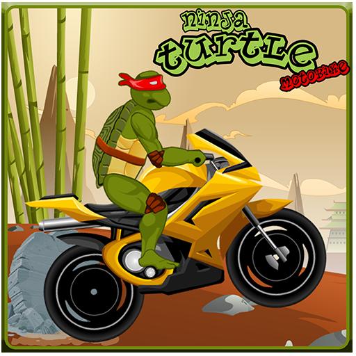 Turtles Motobike Ninja Rider