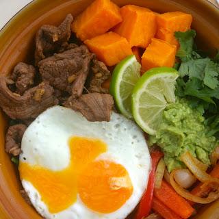 Fiesta Breakfast Bibimbap