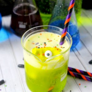 Halloween Punch for Kids!