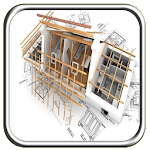 Design of Home Planning Icon