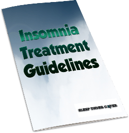 Insomnia Treatment Guidelines