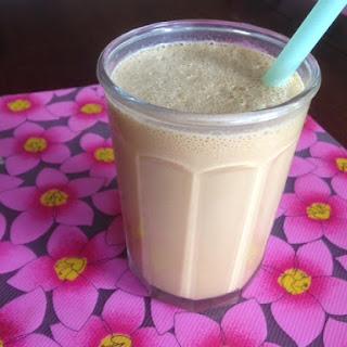 COCONUT COFFEE FRAPPUCINO * Almond Joy Version * low calorie * sugar/sugar-free * lactose free.