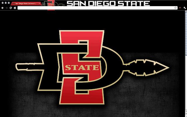 San Diego State University New Tab