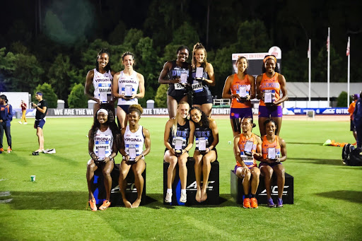 'Extremely validating': Duke women's track and field captures first-ever ACC Championship
