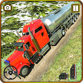 Offroad Oil Tanker Transport - Fuel Simulator 2018 Android APK Download Free By ACT Games