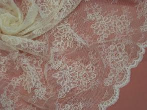 Photo: Кружево шантильи с кордом ш.135см.цена6000руб.                    Коллекция :Valentino