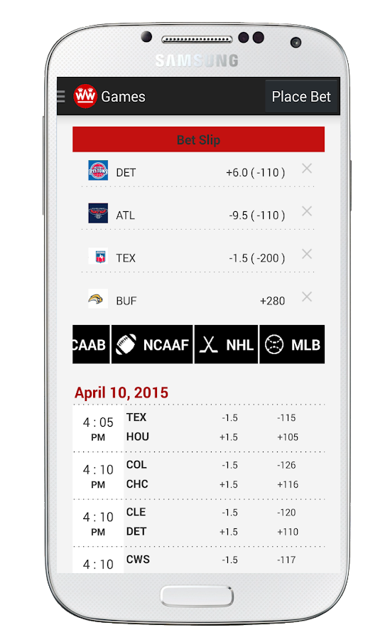 place your bet nba score now